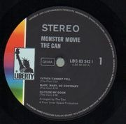 LP - The Can - Monster Movie