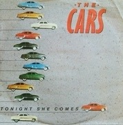 7'' - The Cars - Tonight She Comes