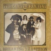 LP - The Carter Family - Breaking Tradition