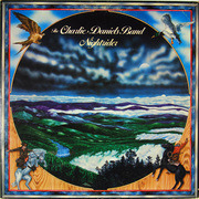 LP - The Charlie Daniels Band - Nightrider