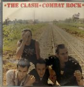 LP - The Clash - Combat Rock