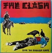 LP - The Clash - Give 'Em Enough Rope