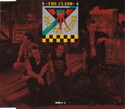 CD Single - The Clash - Rock The Casbah