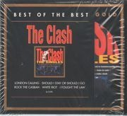 CD - The Clash - The Singles - Limited Gold Edition