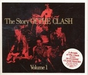 Double CD - the Clash - The Story Of The Clash Volume 1
