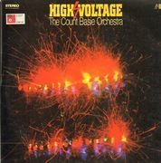 LP - The Count Basie Orchestra - High Voltage