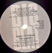 LP - The Cramps - Smell Of Female