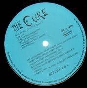 LP - The Cure - The Head On The Door - 180g