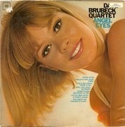 LP - The Dave Brubeck Quartet - Angel Eyes