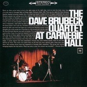 Double CD - The Dave Brubeck Quartet - At Carnegie Hall