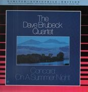 LP - The Dave Brubeck Quartet - Concord On A Summer Night