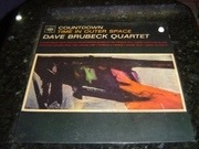 LP - The Dave Brubeck Quartet - Countdown: Time In Outer Space