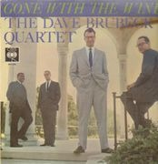 LP - The Dave Brubeck Quartet - Gone With The Wind