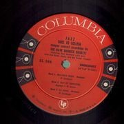 LP - The Dave Brubeck Quartet - Jazz Goes to College