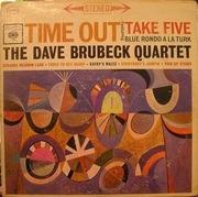 LP - The Dave Brubeck Quartet - Time Out
