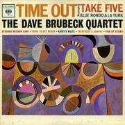 LP - The Dave Brubeck Quartet - Time Out - 2 EYE Columbia