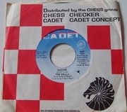7'' - The Dells - Nadine / Open Up My Heart