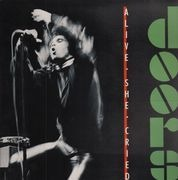 LP - The Doors - Alive, She Cried