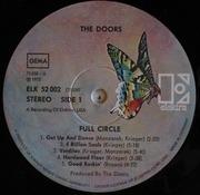 LP - The Doors - Full Circle