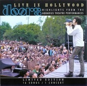 CD - The Doors - Live In Hollywood: Highlights From The Aquarius Theatre Performances
