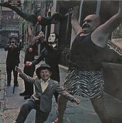 LP - The Doors - Strange Days - BUTTERFLY LABELS
