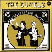 CD - The Du-Tels - No Knowledge Of Music Required