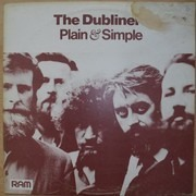 LP - The Dubliners - Plain And Simple