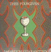 LP - Thee Fourgiven - Salvation Guaranteed - Still Sealed