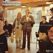 LP - The Edgar Broughton Band - Parlez-Vous English?