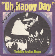 7'' - The Edwin Hawkins Singers - Oh, Happy Day