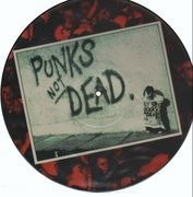 Picture LP - The Exploited - Punks Not Dead