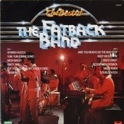 LP - The Fatback Band - The Best Of