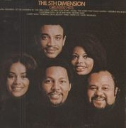 LP - The Fifth Dimension - Greatest Hits