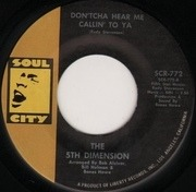 7'' - The Fifth Dimension - Medley: Aquarius / Let The Sunshine In / The Flesh Failures