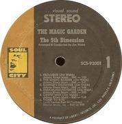 LP - The Fifth Dimension - The Magic Garden