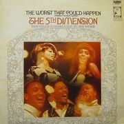 LP - The Fifth Dimension - The Worst That Could Happen (Formerly 'The Magic Garden')
