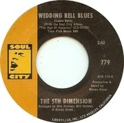 7'' - The Fifth Dimension - Wedding Bell Blues