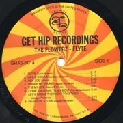 LP - The Flowerz - Flyte