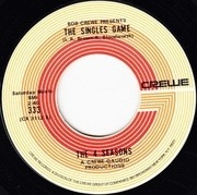 7'' - The Four Seasons - And That Reminds Me (My Heart Reminds Me) / The Singles Game
