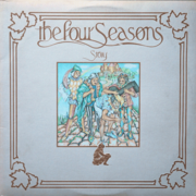Double LP - The Four Seasons - The Four Seasons Story