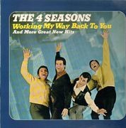 LP - The Four Seasons - Working My Way Back To You