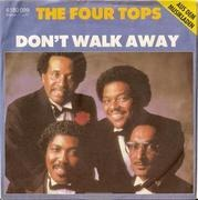7'' - The Four Tops - Don't Walk Away