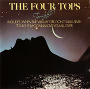 CD - The Four Tops - Tonight!