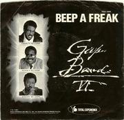 7'' - The Gap Band - Beep A Freak