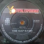 7'' - The Gap Band - Big Fun