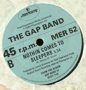 7'' - The Gap Band - Burn Rubber On Me (Why You Wanna Hurt Me)