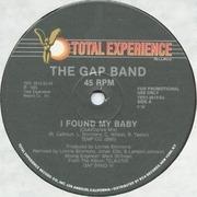 12'' - The Gap Band - I Found My Baby
