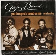 7'' - The Gap Band - You Dropped A Bomb On Me