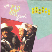 7'' - The Gap Band - Zibble Zibble (Get The Money)