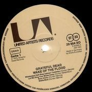 LP - The Grateful Dead - Wake Of The Flood